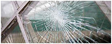 St Neots Smashed Glass